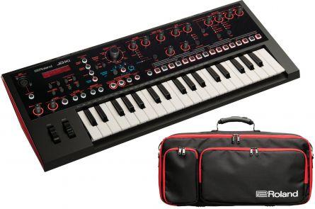 Roland JD-XI Synthesizer & Carry Bag  Bundle Set
