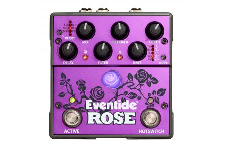 Eventide Rose Open Box without power adapter