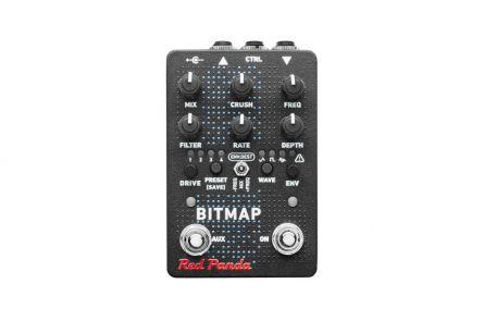Red Panda Bitmap V2 - Bitcrusher / Distortion