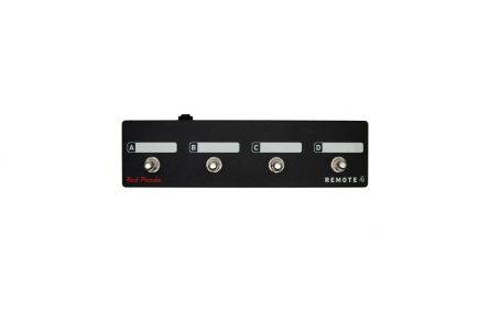 Red Panda Remote 4 - Preset Footswitch