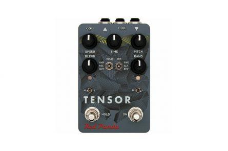 Red Panda Tensor - Delay / Pitch Shifter / Looper