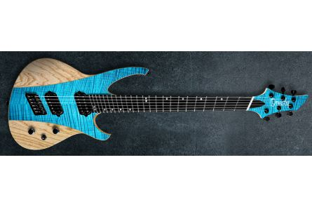 Ormsby Futura GTR7 (Run 10) Multiscale FM - Maya Blue Gloss