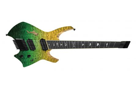 Ormsby Goliath GTR 6 Shark Ltd (Run 14) SW - Sea Weed