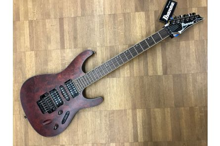 Ibanez S770PB CNF - Charcoal Brown Flat - b-stock