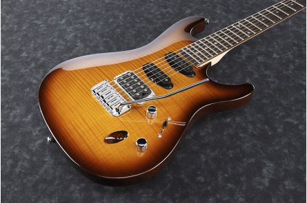 Ibanez SA160FM BBT - Brown Burst