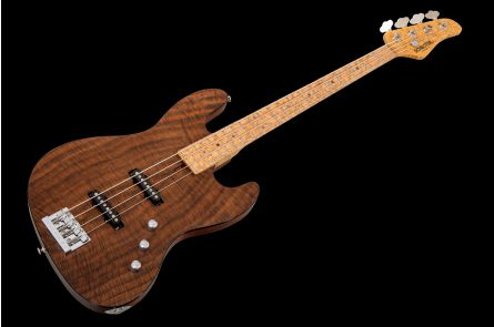 Schecter USA Custom Shop J-ET Walnut Top NAMM 2004