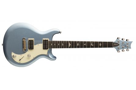 PRS SE Mira MB - Frost Blue Metallic w/ Mint Guard Pickguard
