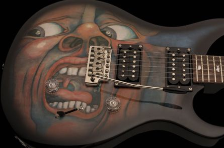 PRS SE Schizoid - King Crimson Limited Edition