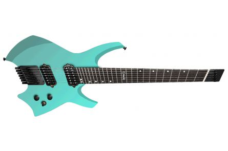Ormsby Goliath GTR6 (Run 9) Headless Multiscale - Seafoam Green - ebony fb