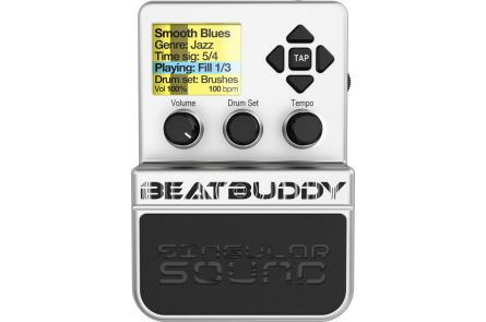 Singular Sound Beatbuddy - 1x opened box