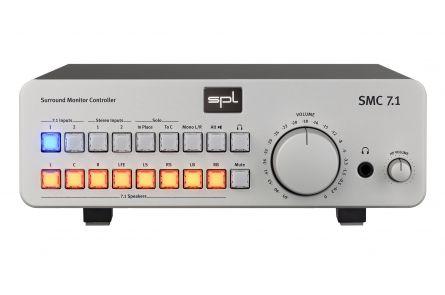 SPL SMC 7.1 - Silver