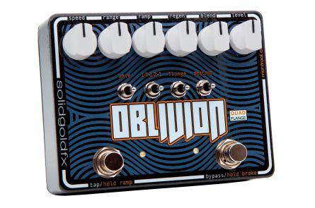 SolidGoldFX Oblivion - Quad Flange