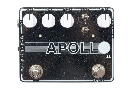 SolidGoldFX Apollo II - Multi Wave Phaser