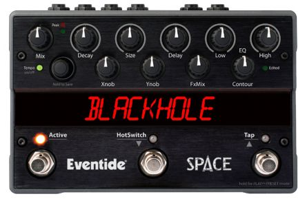 Eventide Space Reverb - 1x opened box