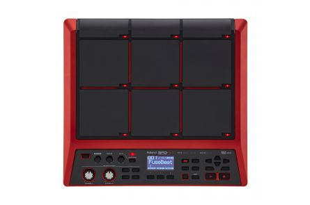Roland SPD-SX Sampling Pad SE - Special Edition - b-stock (1x opened box)
