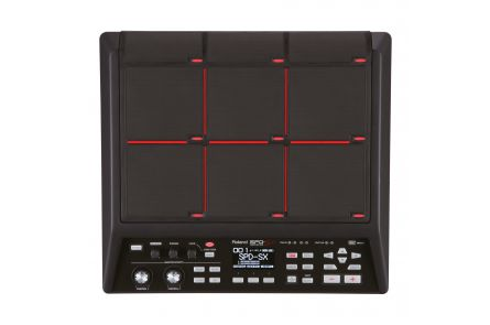 Roland SPD-SX Sampling Pad - b-stock (1x opened box)