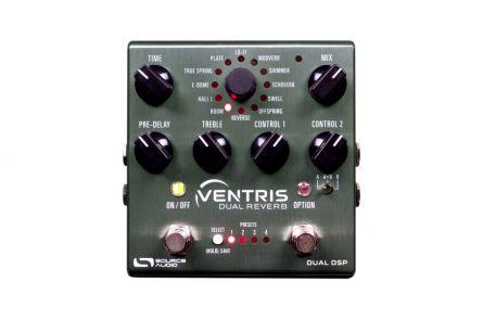 Source Audio SA 262 - One Series Ventris Dual Reverb