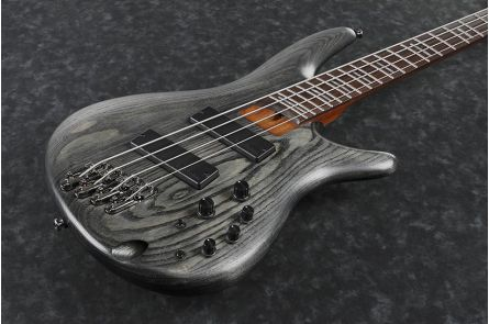 Ibanez SRFF800 BKS Bass Workshop - Black Stained