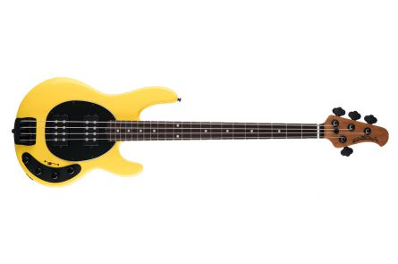 Music Man USA Stingray 4 HH Special GY - HD Yellow RW
