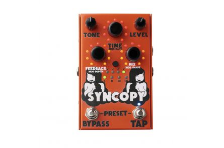 Stone Deaf Syncopy - b-stock (1x opened box)