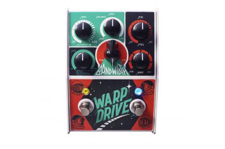 Stone Deaf Warp Drive - b-stock (1x opened box)