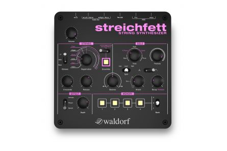 Waldorf Streichfett  - 1x opened box
