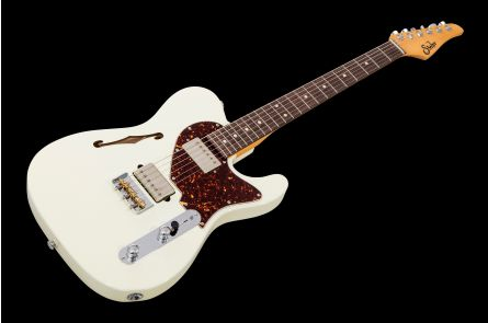 Suhr Alt T HH OW - Olympic White RW