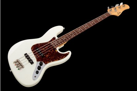 Suhr Classic J Bass SS OW - Olympic White RW - b-stock