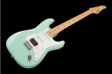 Suhr Classic S HSS SG - Surf Green MN