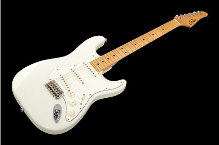 Suhr Classic S Antique SSS OW - Olympic White MN