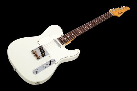 Suhr Classic T Antique SS OW - Olympic White RW