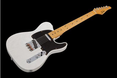 Suhr Classic T Antique SS TW - Trans White MN