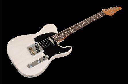 Suhr Classic T Paulownia SS Ltd TW - Trans White RW