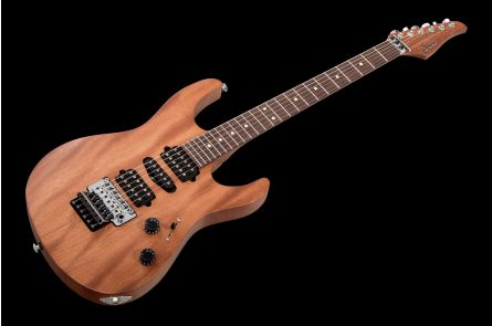 Suhr Modern Satin HSH FR NS - Natural Satin PF