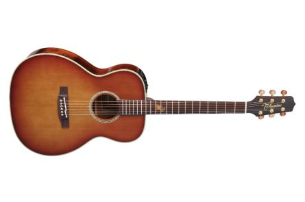 Takamine TF77-PT Legacy Series - Sunset Burst Gloss