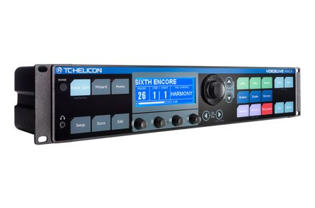 TC Helicon VoiceLive Rack (MP-75 Mic not included)