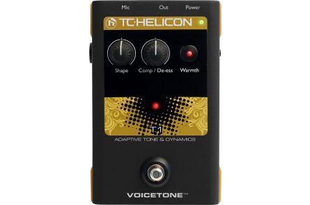 TC Helicon VoiceTone T1 Adaptive Tone & Dynamics