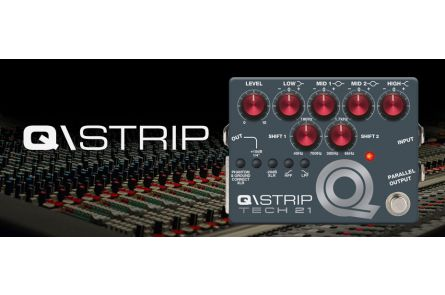 Tech 21 USA QStrip - b-stock (1x opened box)
