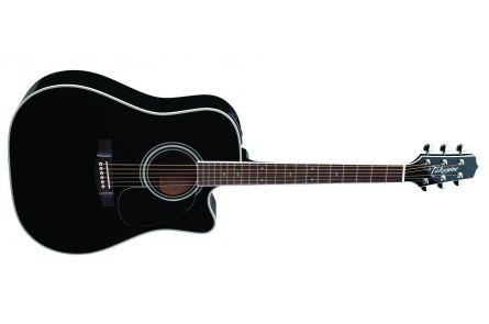 Takamine EF341SC Legacy Series Bruce Springsteen - Gloss Black