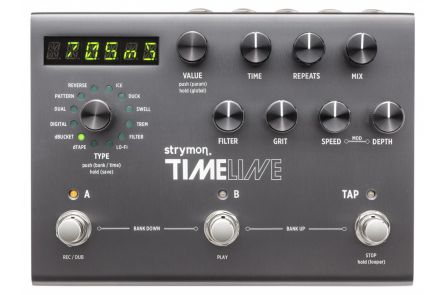 Strymon Timeline - b-stock (1x opened box)
