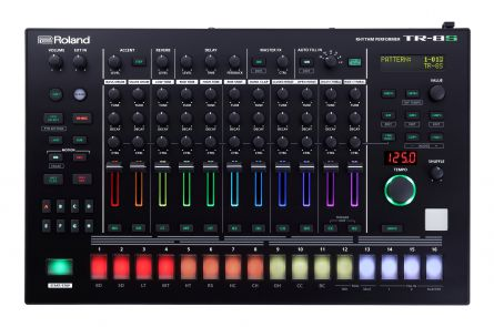 Roland TR-8S Rhythm Composer With Sampling Function - 1x opened box
