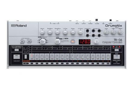 Roland TR-06 Drumatix Rhythm Composer Boss - 1x opened box