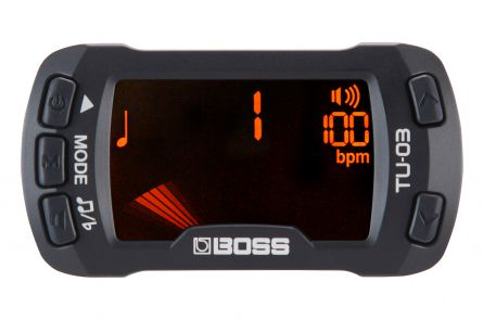 Boss TU-03 Clip-On Chromatic Tuner