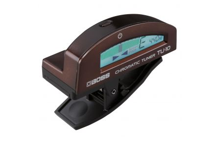 Boss TU-10-BN Clip-On Chromatic Tuner