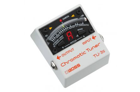 Boss TU-3S Chromatic Tuner
