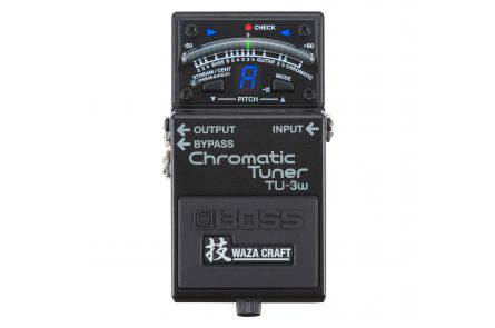 Boss TU-3w Chromatic Tuner - Waza Craft