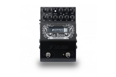 Two Notes Le Preamp Le Bass - b-stock (1x opened box)