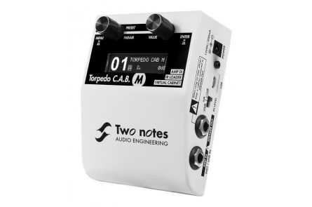 Two Notes Torpedo C.A.B. M - b-stock (1x opened box)