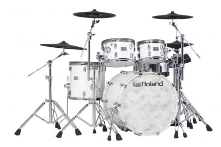 Roland VAD-706-PW KIT V-Drums Kit - Acoustic Design E-Drum-Set