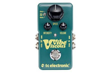 TC Electronic Viscous Vibe - b-stock (1x opened box)